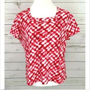 🎉 Just In! Kim Rogers Short Sleeve Petite Blouse